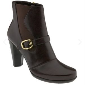 Franco Sarto Artist Collections Ankle Bootie